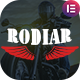 Rodiar - WordPress Theme for Rider's Club