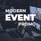 Modern Event Promo - VideoHive Item for Sale