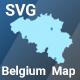 ZS Belgium map