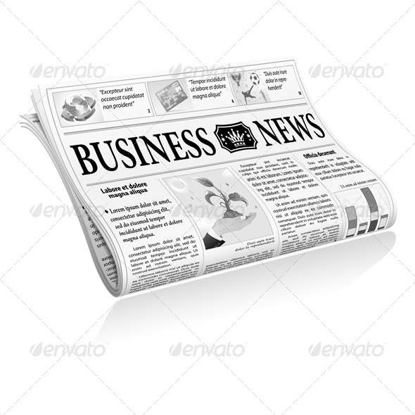 Newspaper Business News - Media Technology
