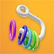 Rings Rotate - (Unity - Admob)