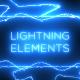 Lightning Elements - VideoHive Item for Sale