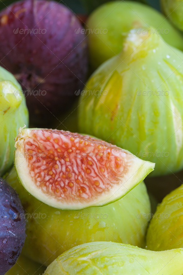 Figs - Stock Photo - Images