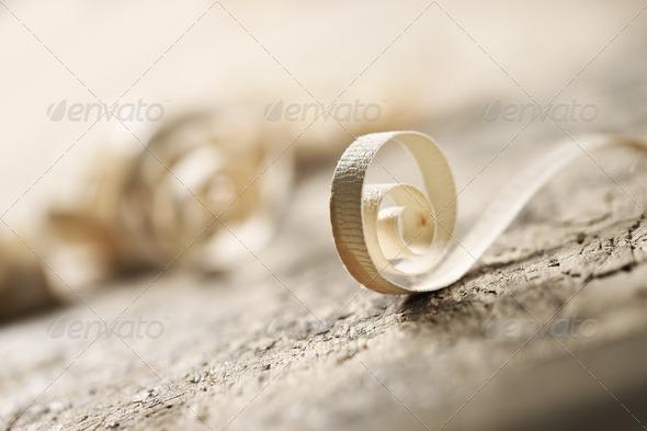 Shavings - Stock Photo - Images