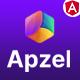 Angular 12 SaaS App & Software Startup Template - Apzel