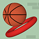 Dunk The Hoops - Buildbox 2 (Classic) Hyper Casual Basketball Game
