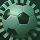 Tech Soccer Logo Transition - VideoHive Item for Sale