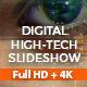 Digital High-Tech Slideshow - VideoHive Item for Sale