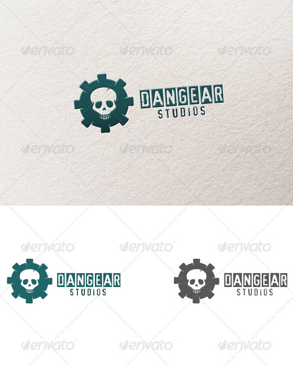 Dangear Studios - Symbols Logo Templates