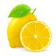 Lemons isolated on white background - PhotoDune Item for Sale