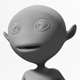 alien cartoon character - 3DOcean Item for Sale