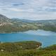 Panoramic view Canyelles reservoir, Spain - PhotoDune Item for Sale