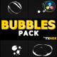 Bubble Elements | DaVinci Resolve - VideoHive Item for Sale