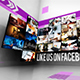 Creative Video Wall Slideshow - VideoHive Item for Sale