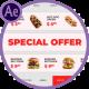 Fast Food Menu - VideoHive Item for Sale
