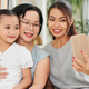 Family Taking Selfie - PhotoDune Item for Sale