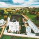 Mahiliou, Belarus. Mogilev Cityscape With Famous Landmark St. Nicholas Monastery. Aerial View Of - PhotoDune Item for Sale