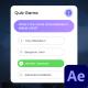 Quiz Creator - VideoHive Item for Sale
