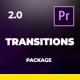Clean Transitions Package For Premiere Pro - VideoHive Item for Sale