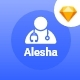 Alesha – Healthcare Medical Sketch Template
