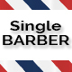 Single Barbershop, Salon Booking App - Full Flutter Application with Admin Panel (Android+iOS)