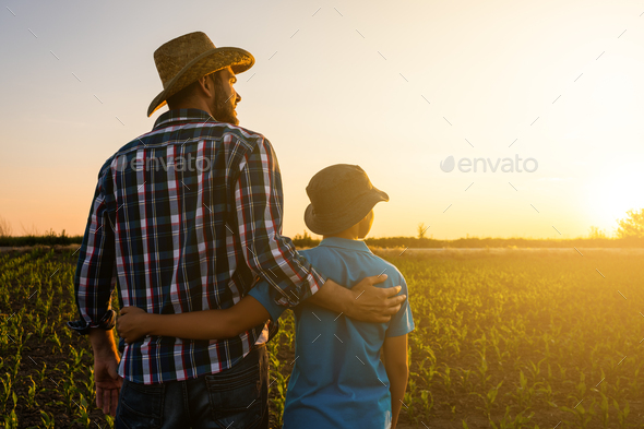 Farmers - Stock Photo - Images