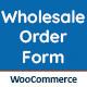WooCommerce Wholesale Order Form - B2B Order Table