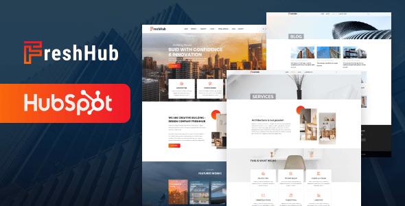 Fresh Hub – CMS HubSpot Theme