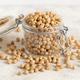 Jar of raw dry chickpea - PhotoDune Item for Sale