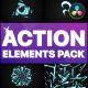 Action Elements | DaVinci Resolve - VideoHive Item for Sale