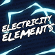 Electricity Elements // After Effects