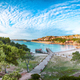 Gorgeous view of Porto Cervo at sunset - PhotoDune Item for Sale