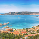 Breathtaking view on Palau port and Santo Stefano with La Maddalena islands - PhotoDune Item for Sale