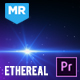 Ethereal Lower Thirds | MOGRT for Premiere Pro - VideoHive Item for Sale