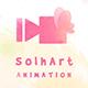 Sunrise Blossom Logo Reveal
