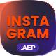 Business, Corporate Instagram Post