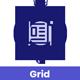 Advanced Grid Blog Layout Design