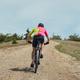 back male athlete on mountain bike - PhotoDune Item for Sale