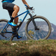 closeup man on mountain bike riding trail - PhotoDune Item for Sale