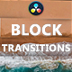 Block Transitions for DaVinci Resolve - VideoHive Item for Sale