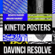 Typographic Kinetic Posters & Titles - VideoHive Item for Sale
