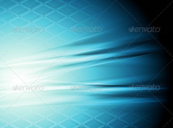 Bright hi-tech design - Backgrounds Decorative
