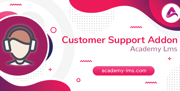 Download Academy LMS Customer Support Addon Free Nulled