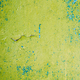 Close View Of Multilayer Dyed And Cracked Flaked Texture Of Blue And Light Green Paint At Surface - PhotoDune Item for Sale