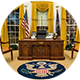 Photo Gallery  in the Oval Office - VideoHive Item for Sale