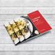 Square Cookbook Brochure