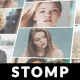 Mosaic Stomp Logo Photo Reveal - VideoHive Item for Sale