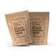 Snack Pouch Packaging Mockup Template Vol 2
