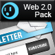 THE ULTIMATE WEB 2.0 PACK - GraphicRiver Item for Sale