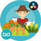 Agriculture Animation   DaVinci Resolve - VideoHive Item for Sale